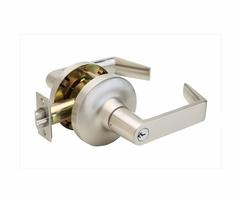 Commercial Non-Handed Grade 1 Security Classroom Lever In Satin Stainless