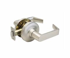 Commercial Non-Handed Grade 1 Security Passage Lever In Satin Stainless