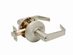 Commercial Non-Handed Grade 2 Security Classroom Lever In Satin Stainless