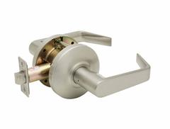 Commercial Non-Handed Grade 2 Security Passage Lever In Satin Stainless